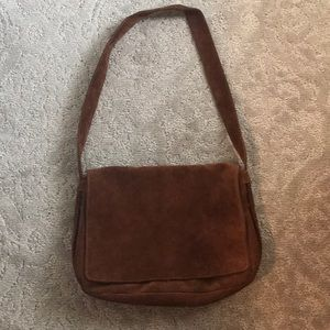 Francesco Biasia Calf Leather Shoulder Bag